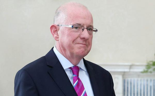 Minister Charles Flanagan